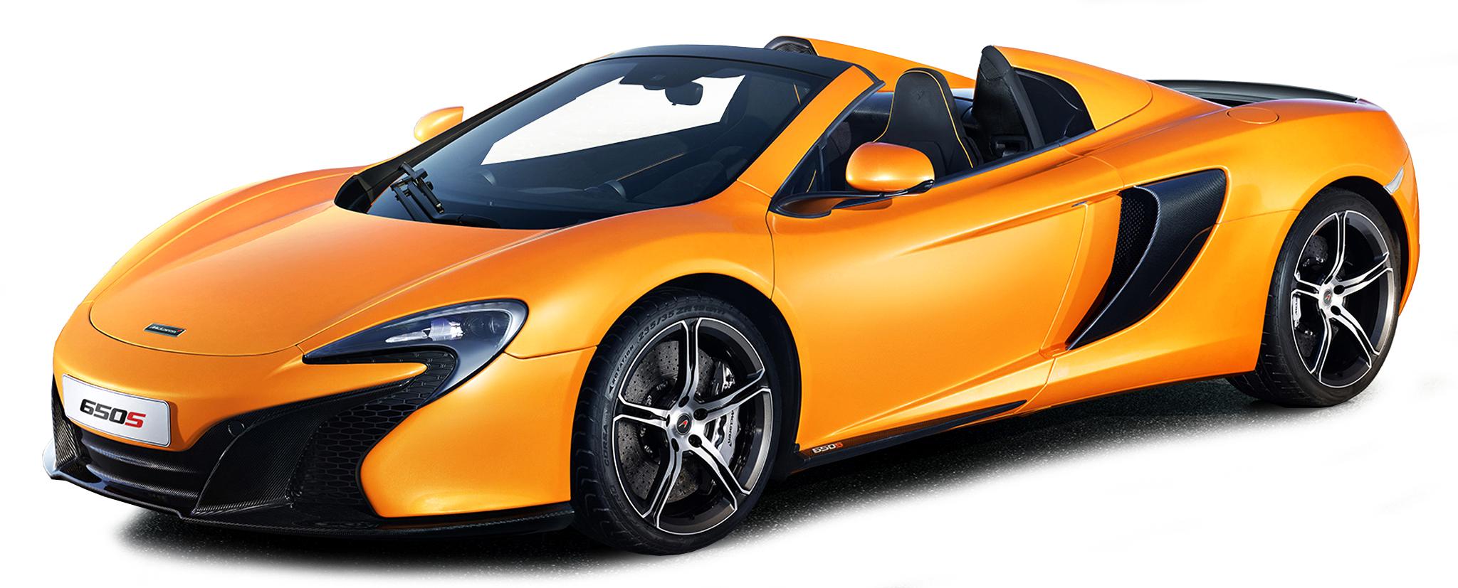 79326OR  McLaren 650S Spider, oranje, Motor Max