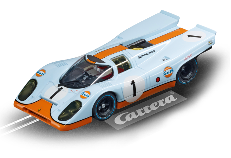 """27516  Evo Porsche 917K """"Gulf, J.W. Auromotive Engineering"""", Carrera"""