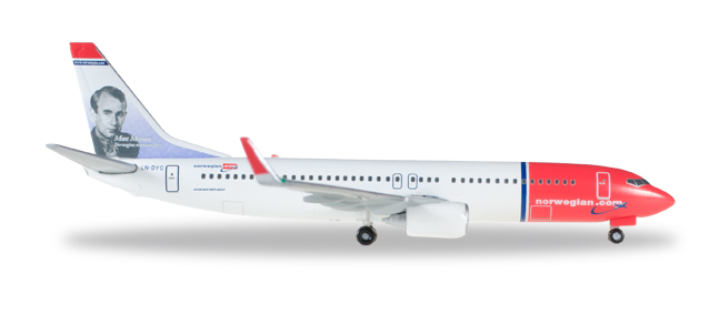"529280    Boeing 737-800 ""Norwegian Air"""
