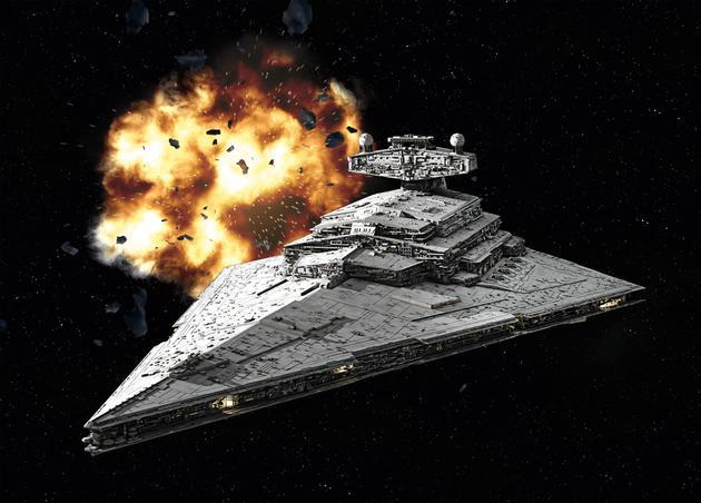 3609  Imperial Star Destroyer