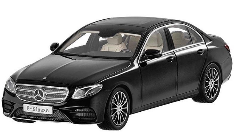 B66960380  Mercedes-Benz E-Klasse W213, zwart, Kyosho
