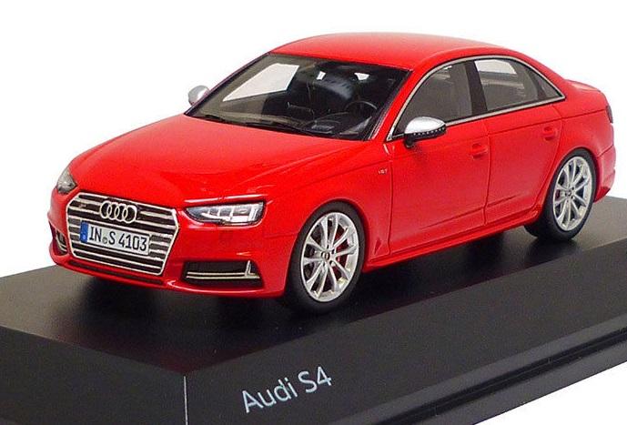 501.16.141.13  Audi S4 2016, rood, Spark