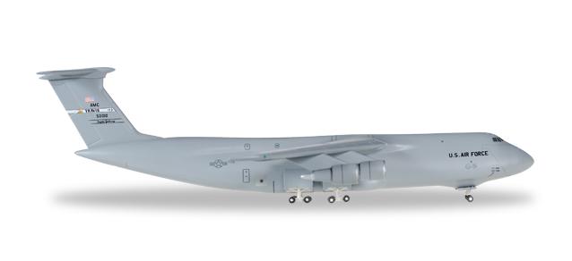 """529549  Lockheed C-5M Super Galaxy, """"USAF 60th Air Mobility Wing"""""""