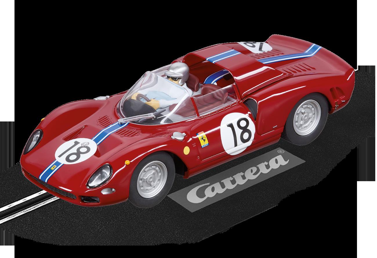 "27536  Evo: Ferrari 365 P2 ""North American racing Team, No.18"", Carrera"