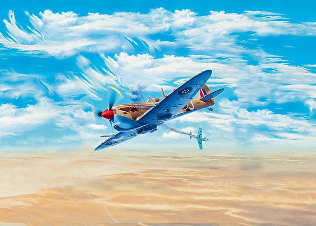 3940  Supermarine Spitfire Mk.Vc
