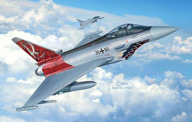 3952  Eurofighter Typhoon Single Seater