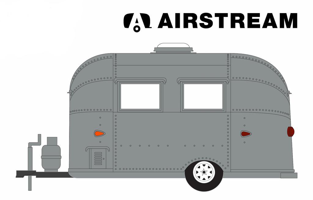 18224  Airstream 16' Bambi, Greenlight
