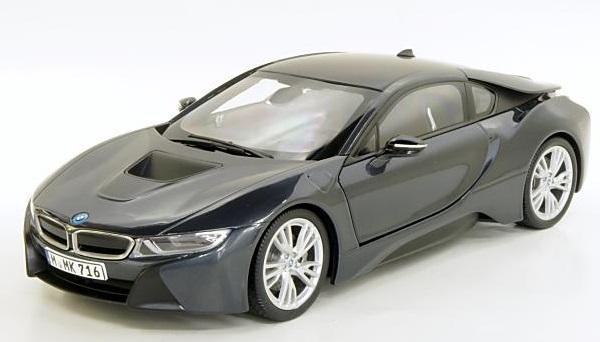 PA-97082  2013 BMW i8 grijs, Paragon