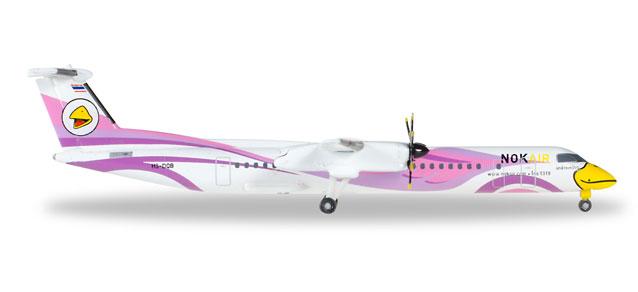 """529808  Bombardier Q400 """"Nok Air, Nok Kao Naew"""""""