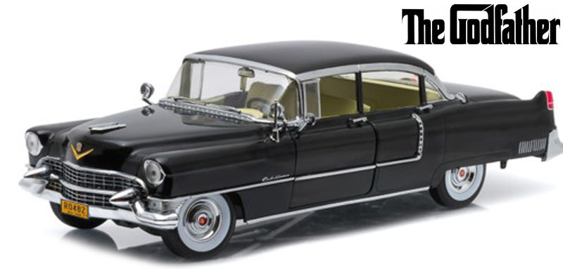 """86492  1955 Cadillac Fleetwood Series 60 """"The Godfather"""", Greenlight"""