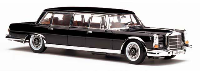 2202  1966 Mercedes-Benz 600 Pullman, Sunstar