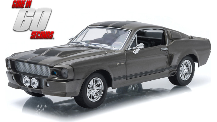 "18220  '67 Ford Mustang ""Eleanor"", Greenlight"