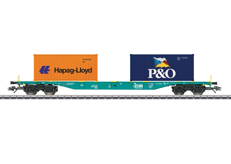 47055 : containertransportwagens B-Cargo
