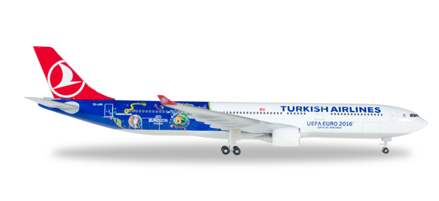 """529556  Airbus A330-300 """"Turkish Airlines, EK 2016"""""""