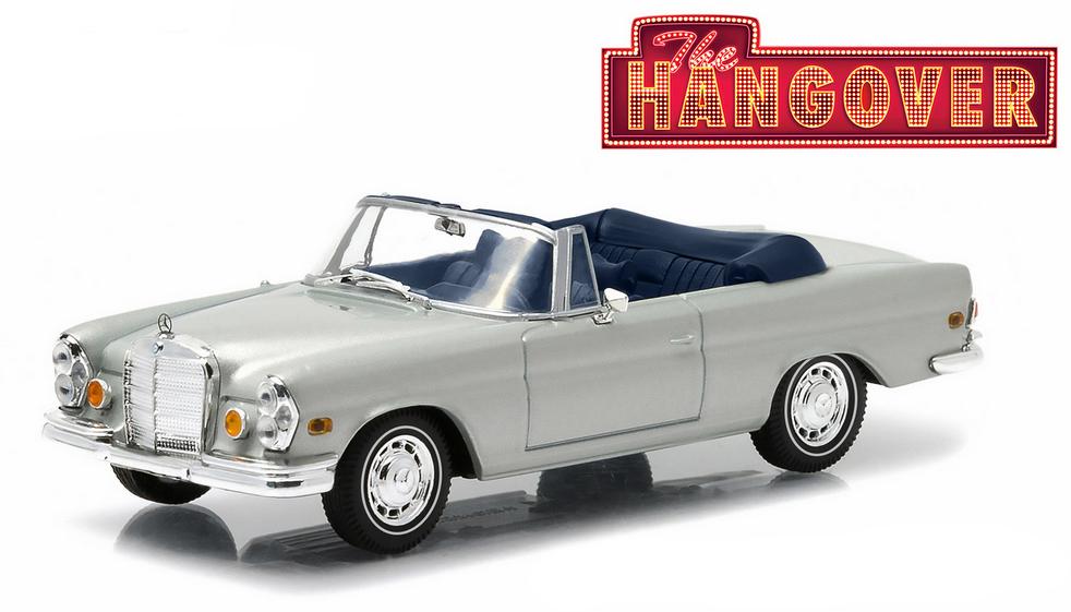 "86461  1969 Mercedes-Benz 280 SE, ""The Hangover"", Greenlight"