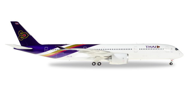 """558174  Airbus A350-900 """"Thai Airways"""""""