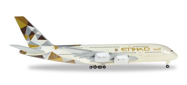 """527712-002  Airbus A380-800 """"Etihad Airways A6-APH"""""""