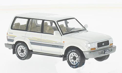PRD571  Toyota Land Cruiser LC80 1996, Parelwit, PremiumX