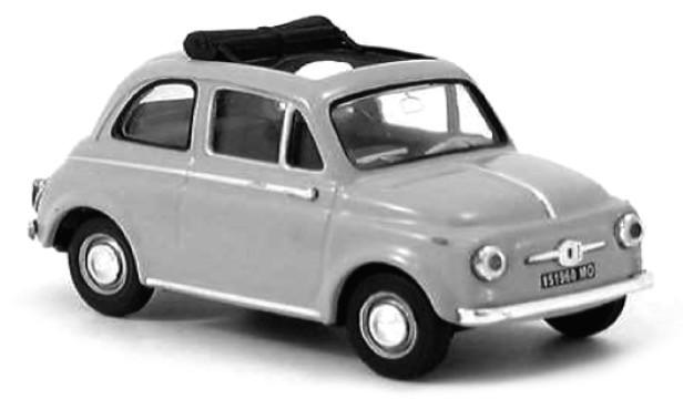 24511  1965 Fiat 500 D, wit, Vitesse