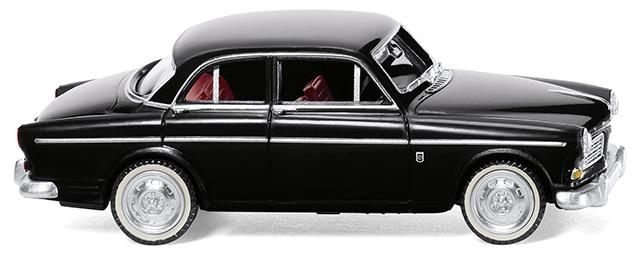 22802  Volvo Amazon, zwart