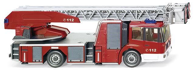 62704  Mercedes-Benz Econic Feuerwehr - Metz DL 32