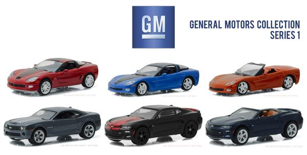 27870  General Motors Serie I, Greenlight