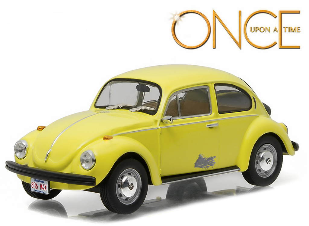 """86494  Emma's Volkswagen Beetle """"Once Upon A Time"""", Greenlight"""