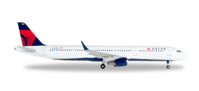 "529617    Airbus A321 ""Delta Air Lines"""
