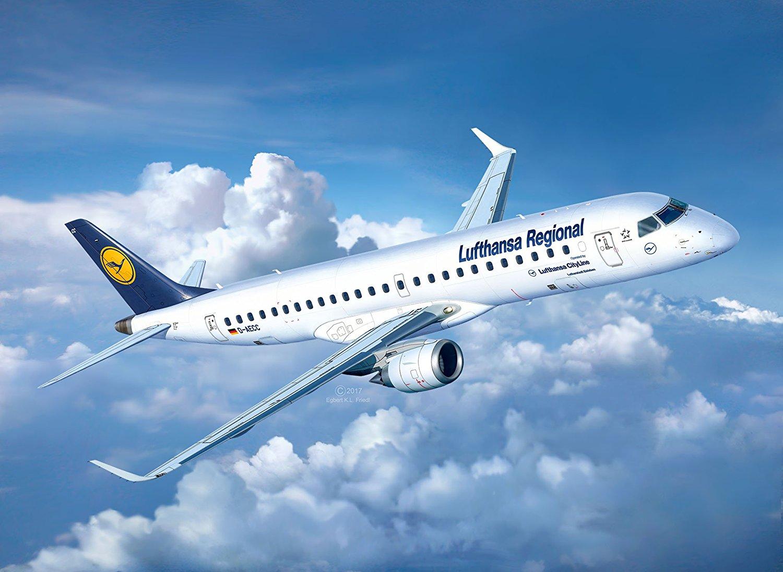 "3937  Embraer 190 ""Lufthansa"""