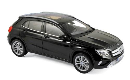 183450  Mercedes-Benz GLA-Class 2014, zwart, Norev