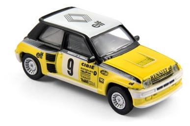 """310501  Renault 5 Turbo """"Monte Carlo 1981"""", Norev"""