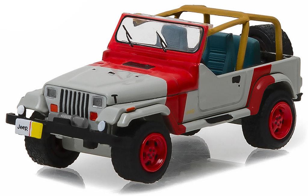 29856  1993 Jeep Wrangler, Greenlight