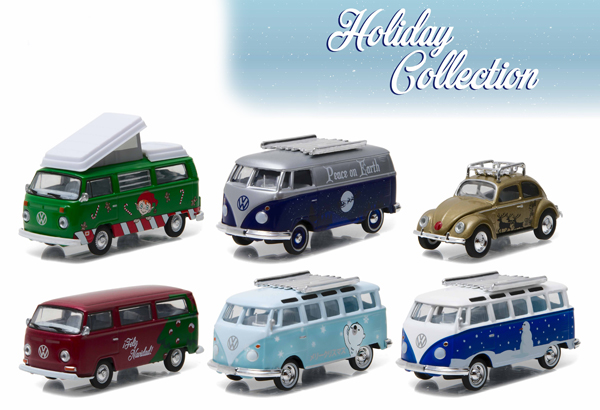 51077  Holliday Collection, Greenlight
