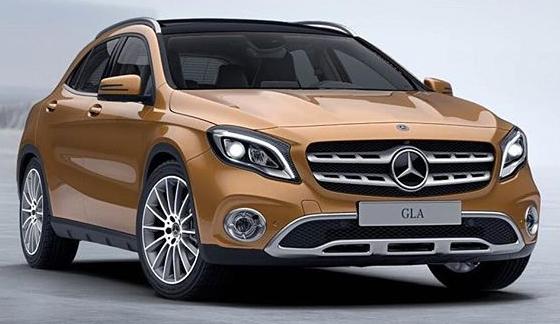 B66960541  Mercedes-Benz GLA (X156) 2017, beige, Spark