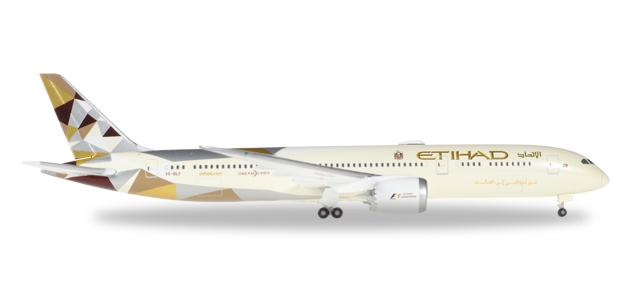 """527781-002  Boeing 787-9 Dreamliner """"Etihad Airways"""""""