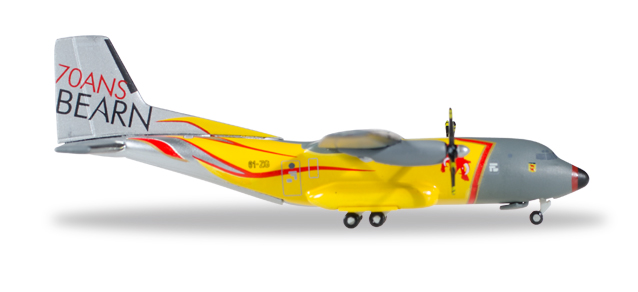 "529181  Transall C-160 ""French AF 70-Anjou/Bearn"""