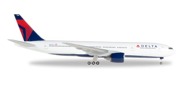 "529839  Boeing 777-200 ""Delta Air Lines"""