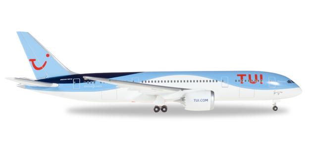 "530163  Boeing 787-8 Dreamliner ""TUI Airlines Belgium (Jetairfly)"""