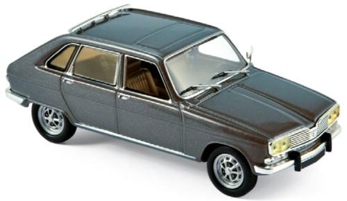 511621  Renault 16 TX 1976, Elyséegrijs met., Norev