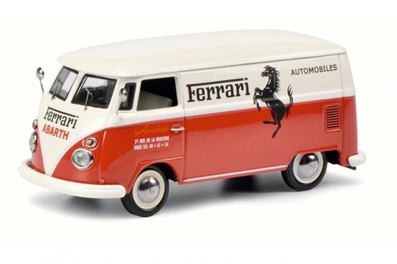 "450369800 VW T1 Bestelwagen ""Ferrari"" (B), Schuco"