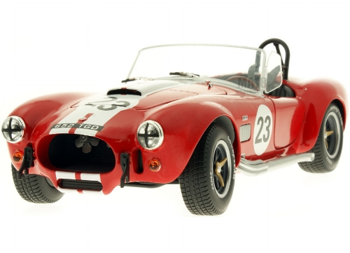 421180220  Shelby Cobra 427, 1965, rood/wit, Solido