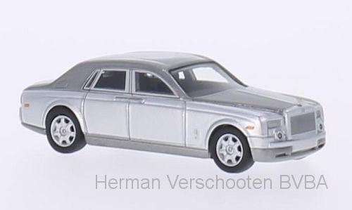BOS87075  Rolls-Royce Phantom Series I zilver/met. grijs, Bos