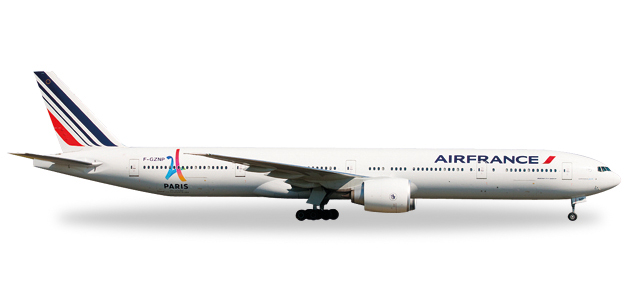 "506892-004    Boeing 777-300ER ""Air France, Paris 2024"", Herpa Wings"