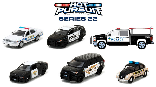 42790    Hot Pursuit Series 22, Greenlight