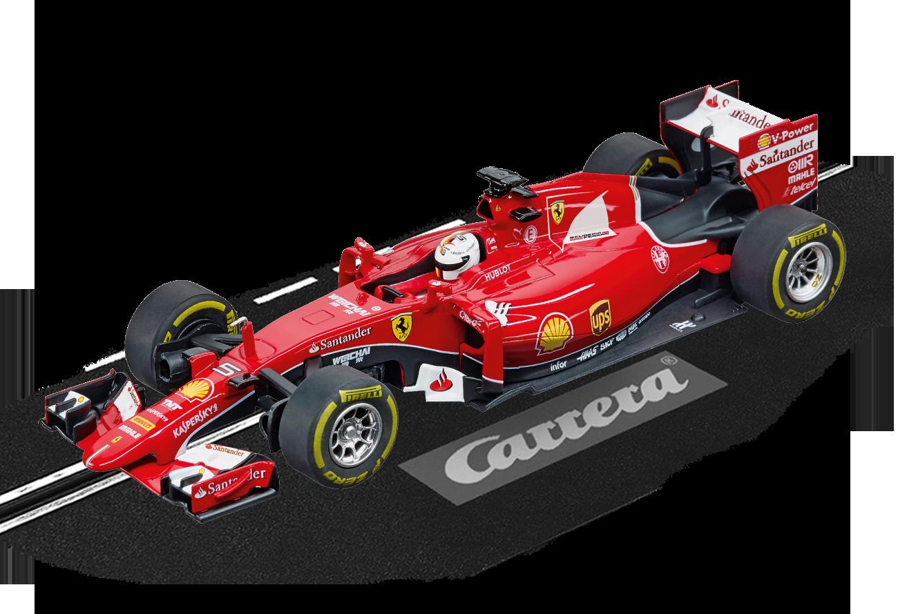 """30763  DIG132 Ferrari SF15-T """"S.Vettel, No.5"""", Carrera"""