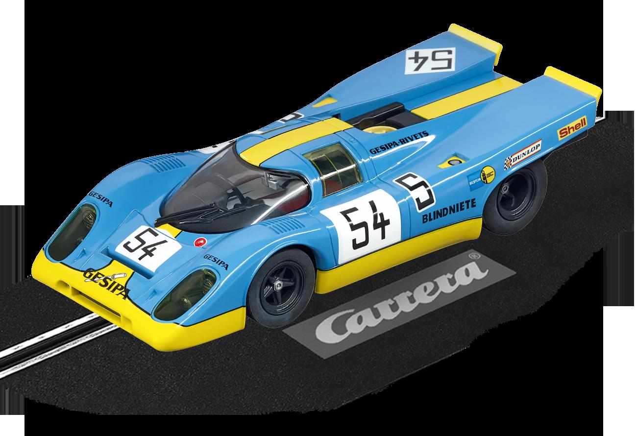 "30791  DIG132 Porsche 917K ""Gesipa Racing Team, No.54"", Carrera"