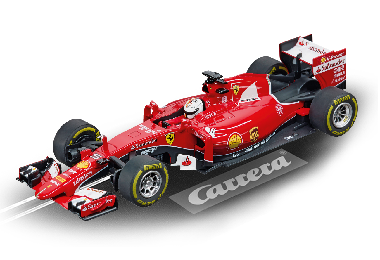 "27528  Evo Ferrari SF15-T ""S.Vettel, No.5"", Carrera"