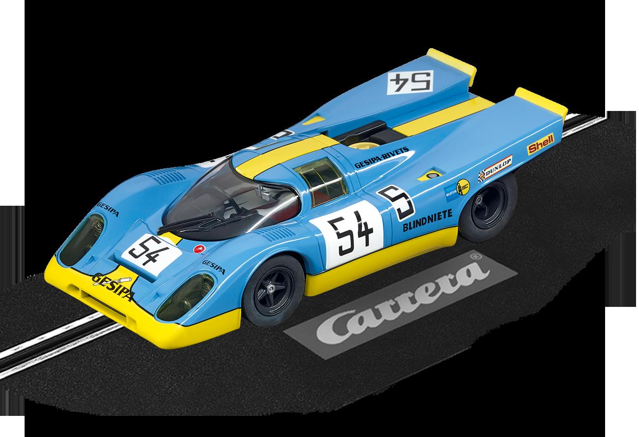 "27552  Evo Porsche 917K ""Gesipa Racing Team, No.54"", Carrera"