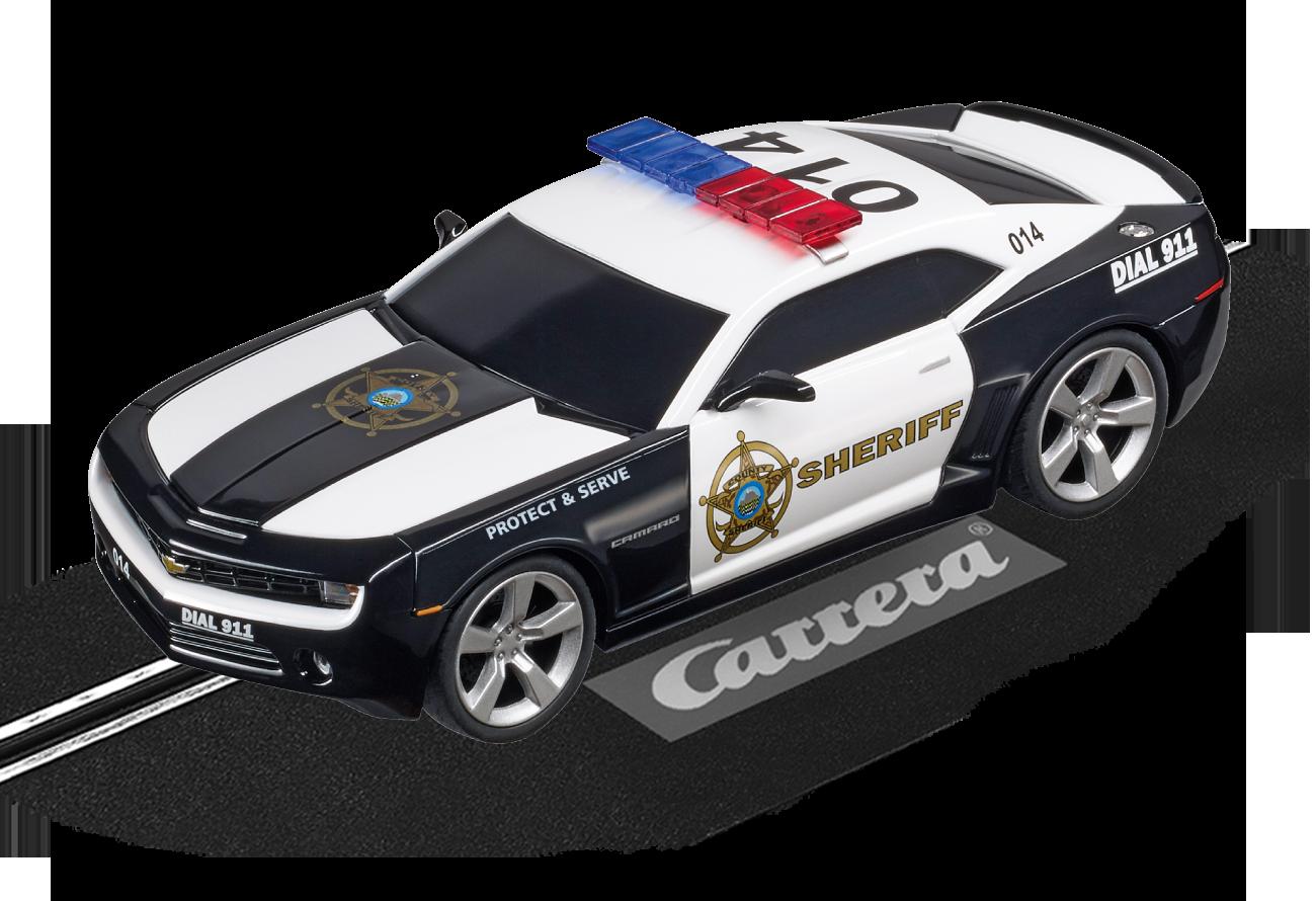 "30756  DIG132 Chevrolet Camaro ""Sheriff"", Carrera"