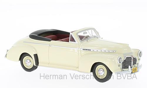 46991  Chevrolet Special De Lux Convertible, beige, Neoscale Models
